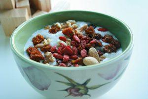 Rice Porridge w/ Goji Berries