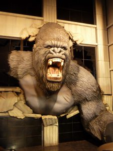 King Kong Strength