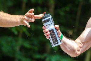 Hydration During Race